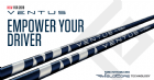 FUJIKURA VENTUS - Latest  Tour Shaft from Fujikura